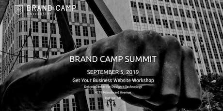 Get Your Business Website - Detroit (Summit Edition) tickets