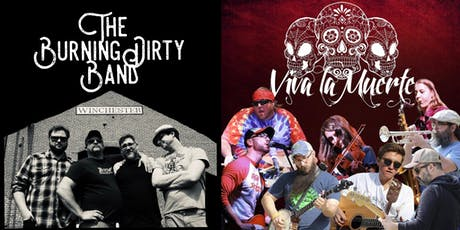 Burning Dirty Band and Viva La Muerte w/ District Champion tickets