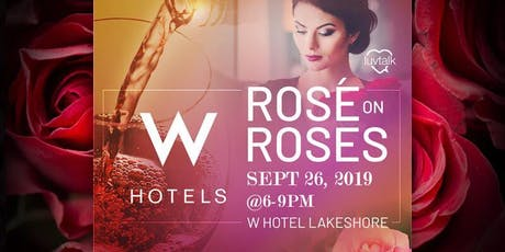 Rosé on Roses: Ladies Night tickets