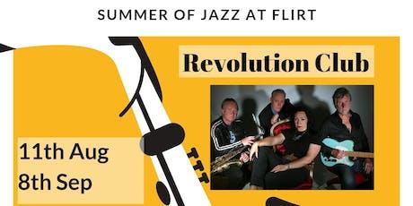 Revolution Club - Sunday Night Jazz tickets