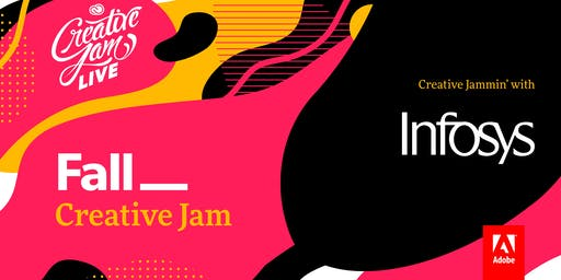 Infosys + Adobe Creative Jam LIVE