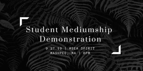 Student Mediumship Demonstration tickets