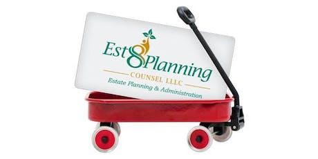 Est8Planning Essentials Workshop tickets