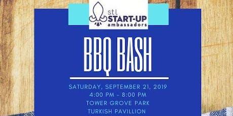 St. Louis Startup Ambassador's 2nd Annual BBQ Bash tickets