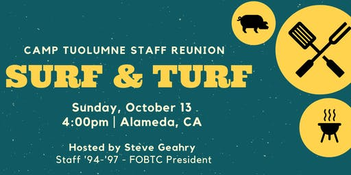Surf & Turf: Tuolumne Staff Reunion