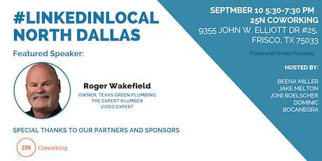 LinkedInLocal North Dallas tickets