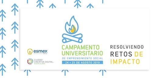 Campamento Universitario de Emprendimiento Social 2019 B