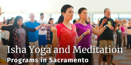 YOGA FOR SUCCESS (60 min session - yoga and meditation) - FREE and Open to All  tickets