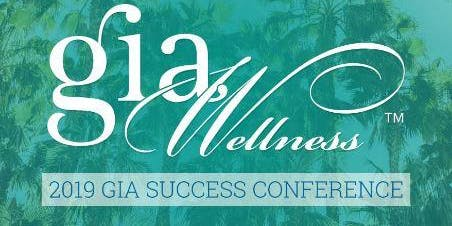 2019 GIA Wellness Success Conference