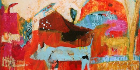 Stretching Toward Abstraction Painting Workshop tickets