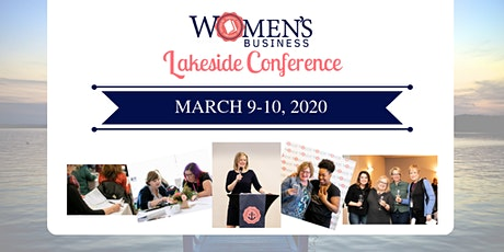 2020 Women's Business Lakeside Conference  tickets