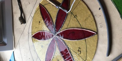 Beginners Copper Foil Weekend Intensive - Northern Rivers Stained Glass