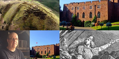 A 5-PART STUDY GROUP ON THE HISTORY OF SHREWSBURY FROM EARLY SETTLEMENT TO THE END OF THE ANARCHY IN 1154. tickets