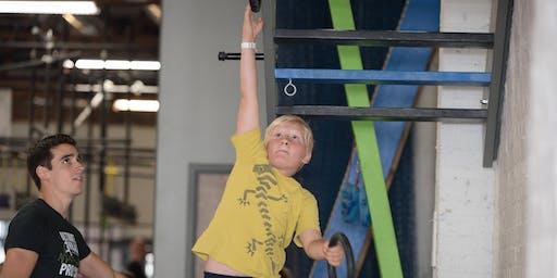 Ninja Elite Team Tryouts (Ages 6-11) September 11th
