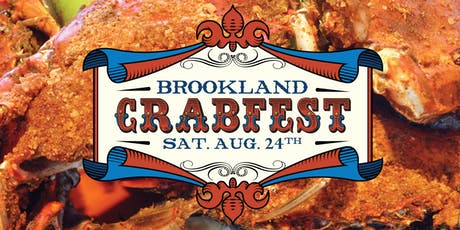 Brookland Pint Crabfest 2019 tickets