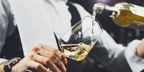 Grapevine Wine Tasting - Italian White Wine tickets