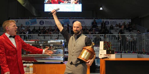 Pete Licata on Coffee Competitions Newcastle