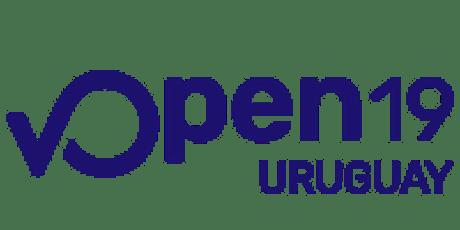 vOpen 19 Uruguay tickets