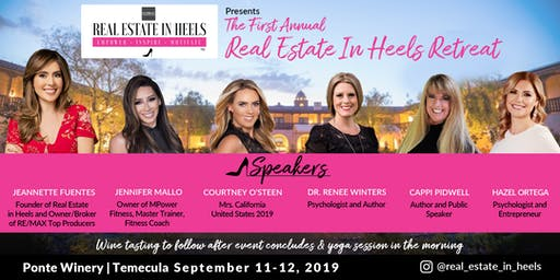 First Annual Real Estate in Heels Retreat