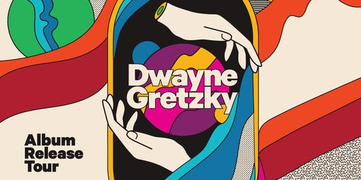 DWAYNE GRETZKY Album Release & Halloween Party!