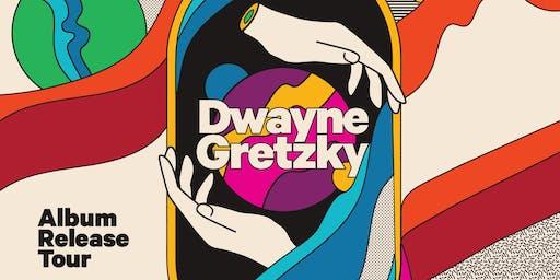DWAYNE GRETZKY Album Release & Halloween Party!