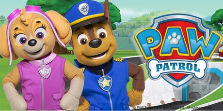 Vancouver Mall - 9/7 Back to School Paw Patrol Photo Opportunity (Chase & Skye) tickets