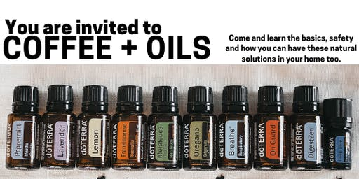 Essential Oil Basics Workshop: Learn how to feel better Naturally