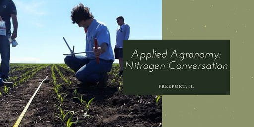 Applied Agronomy: Nitrogen Conversation