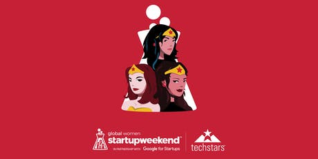 Techstars Global Startup Weekend Chihuahua Women entradas