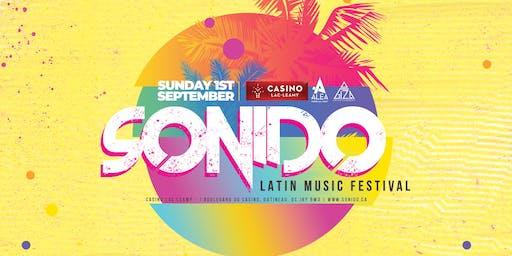 Sonido Latin Music Festival