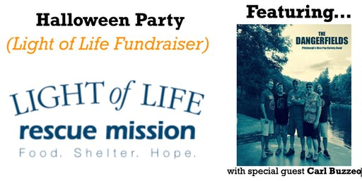 Light of Life Fundraiser - Halloween Party featuring The Dangerfields