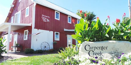 Yoga in the Vines at Carpenter Creek Cellars tickets