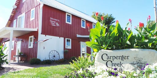 Yoga in the Vines at Carpenter Creek Cellars