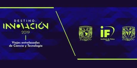 Destino: Innovación 2019 boletos