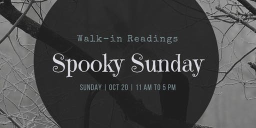 Spooky Sunday