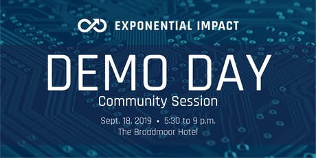 2019 XI Demo Day: Community Session tickets