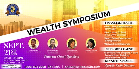 Wealth Symposium: Financial Health tickets