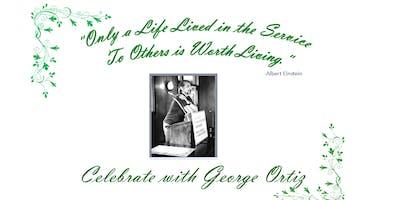 Celebrate George Ortiz