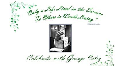 Celebrate George Ortiz tickets