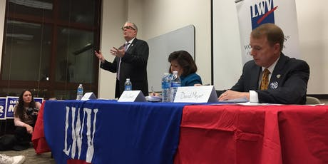 Sully Candidate Forum, Part 1, Sully District Supervisor and School Board tickets