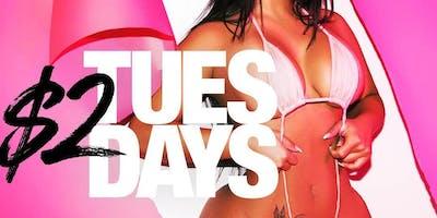 Tonio Invite For $2 Tuesday's