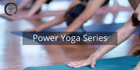 Saturday Power Yoga Series (September 14 -  December 7) tickets
