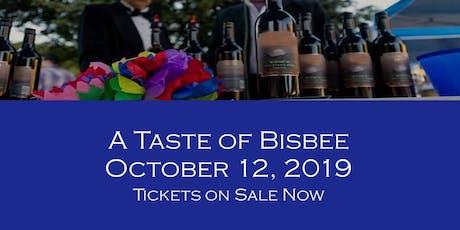 17th Annual A Taste of Bisbee tickets