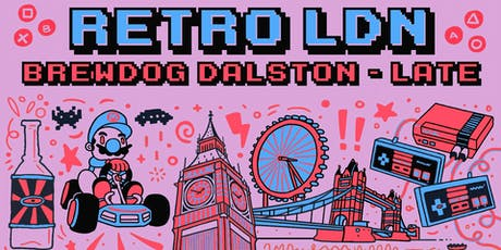 Game Over - Retro Games night at Holborn Library Tickets, Multiple