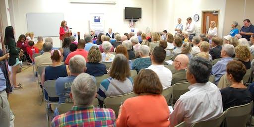 Springfield Candidate Forum