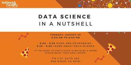 Data Science in a Nutshell  tickets