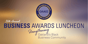 16th Annual Business Awards Luncheon--SOLD OUT!!!!