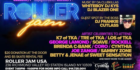 E.R.M.F. 5th Annual Celebrity Charity Roller Jam tickets