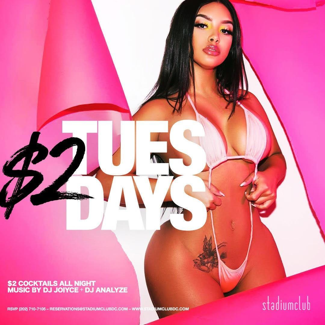 Moon Invite For $2 Tuesday's