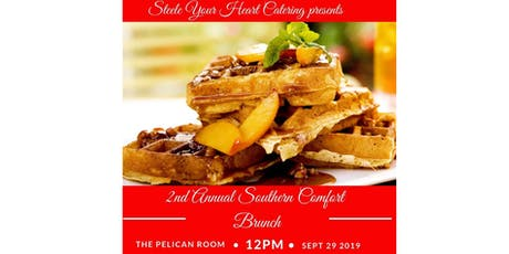2nd Annual Southern Comfort Brunch  tickets
